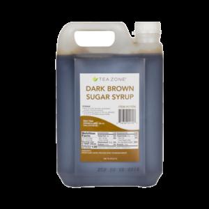 Tea Zone Dark Brown Sugar Syrup