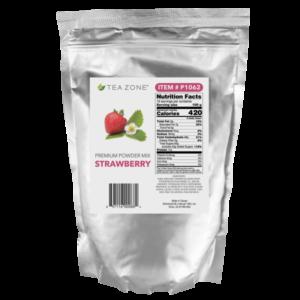 Tea Zone Strawberry Powder