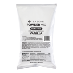 Tea Zone Vanilla Powder