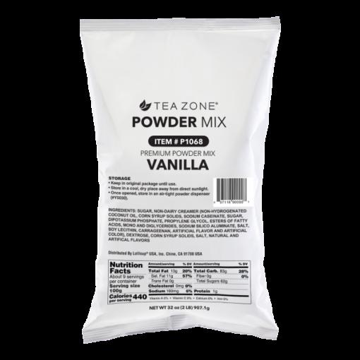 Tea Zone Vanilla Powder