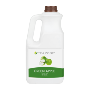 Teazone-Green-Apple-Syrup