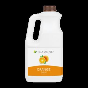 Teazone-Orange-Syrup