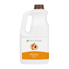 Teazone-Peach-Syrup