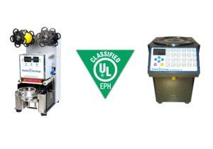 UL EPH NSF Sealer Machine