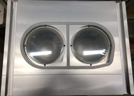 2 Chamber Sealing Machine Mold
