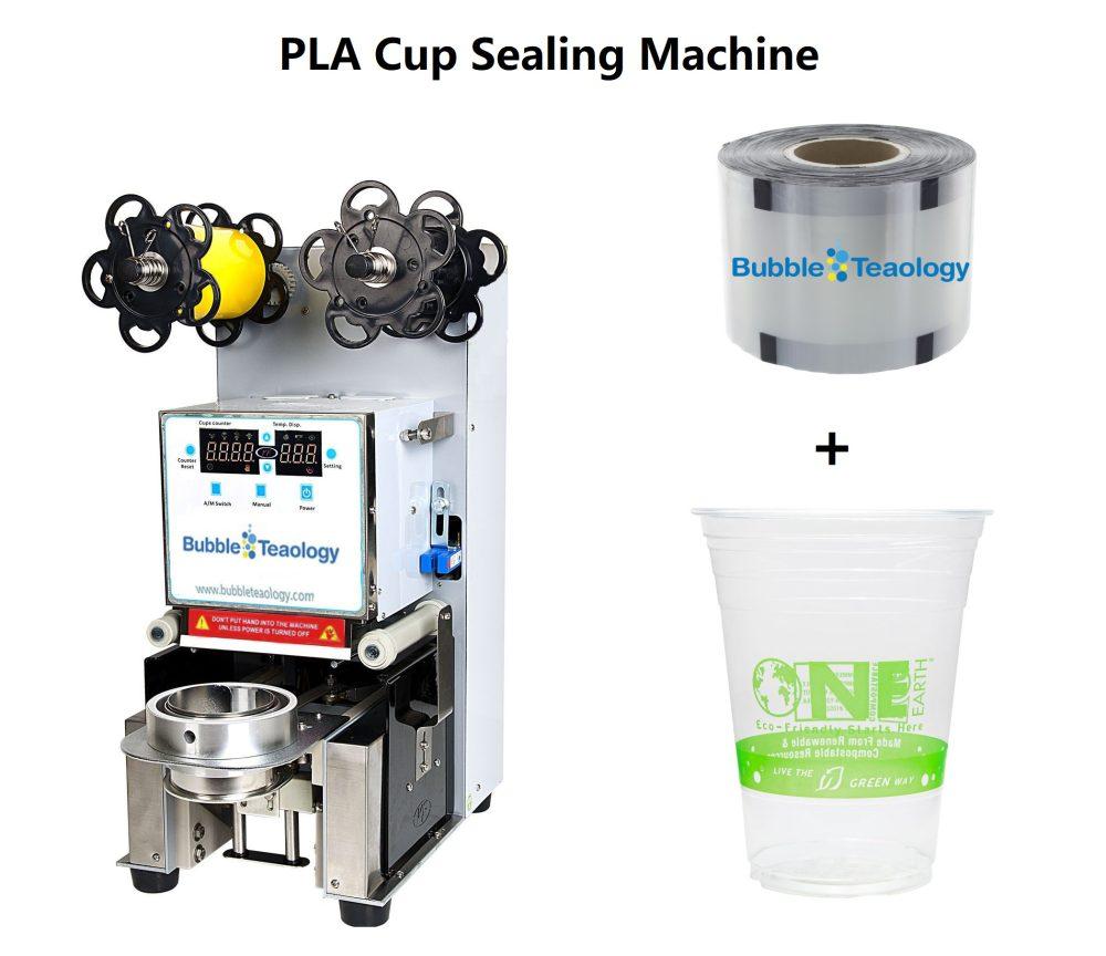 PLA Cup Sealing Machine